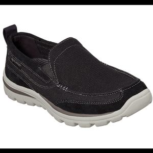 Sketchers Milford Relaxed fit Memory foam Loafers